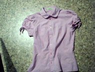 продам рубашку размер : 36; розовая; новая, Альметьевск - Женская одежда