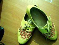 продам туфли 38 размер; желтые; новые, Альметьевск - Женская обувь
