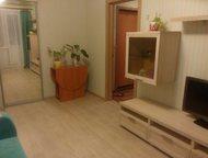 Сдается однокомнатная квартира Сдается 1-я квартира в центре города. Сделан ремонт: натяжные потолки , жидкие обои, все поменяно (двери, окна, трубы),, Альметьевск - Снять жилье