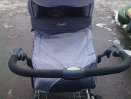 Альметьевск: коляска зима-лето Продам коляску зима-лето трансформер. К ней ещё переноска. В хорошем состоянии