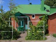 Продам очень хороший дом Великолепное предложение для постоянного проживания.   Продам жилой, кирпичный дом в посёлке ДОСААФ 170кв. м. , 7соток земли , Альметьевск - Купить дом