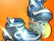 Ангарск: Продам Роликовые коньки amigo sport Размер: 44  Характеристики:  Для жесткого катания  Шнуровка, бакля Autоlock с двойной защитой и пяточный ремень ve