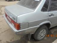 Балаково: Продам авто Срочно продам 21099 2001 года, инжектор, музыка, сигналка, новая зимняя резина, летняя на литых дисках, передние стеклоподъёмники, отличны