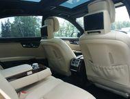 Балаково: Мерседес 221 S-500, представительского класса Аренда Мерседес S-500 представительского класса 221 кузов.   Цвет черный, панораманая крыша , все сидень
