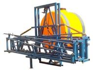 Опрыскиватель навесной штанговый ОН-600 Предназначен для химической обработки растений и внесения жидких удобрений. Опрыскиватель состоит из металличе, Миасс - Опрыскиватель (удобрятель)