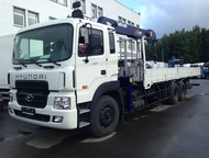 Услуги воровайки Hyundai HD 250, 10 тонн, стрела 5 тонн Оказываю услуги на кран-манипуляторе Hyundai HD 250. Стрела до 5 тонн, грузоподъемность борта , Челябинск - Самопогрузчик (кран-манипулятор)
