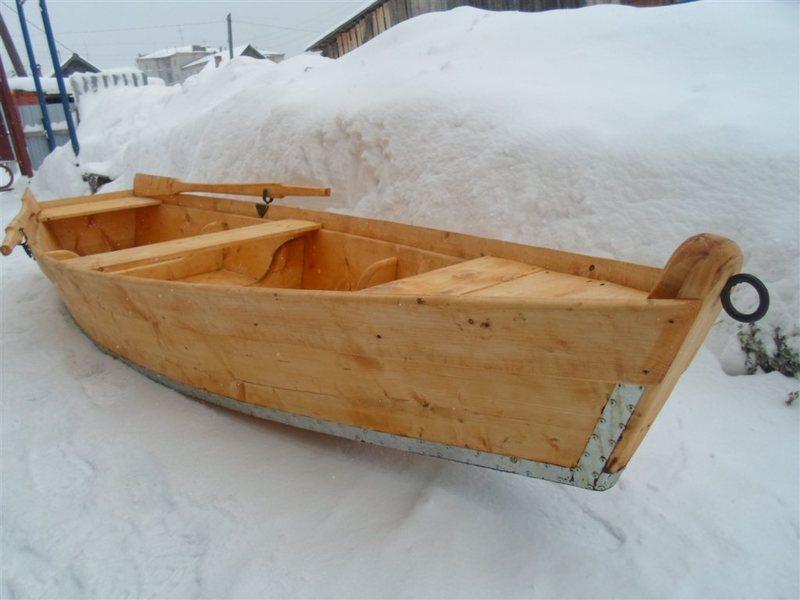 рецепт как сделать лодку