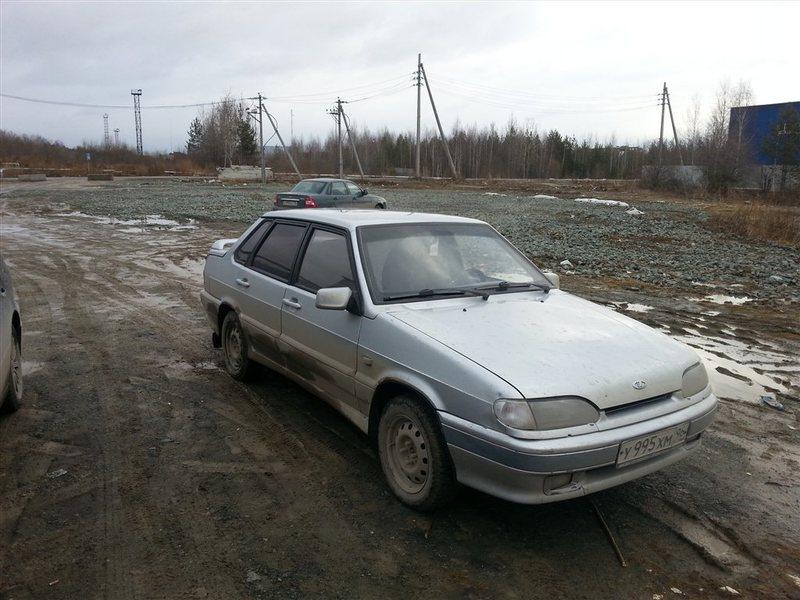 продажа автомобиля 2115 екатринбург поменял