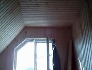 Гатчина: Все виды общестроительных и ремонтных работ Дома, бани, гаражи из пеноблоков, кирпича каркас но щитовые. Фундаменты. Кровля метало черепицей ондулин и