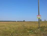 Гатчина: Продам участок в Гатчинском районе ЛПХ 86 соток Продам земельный участок 86 соток в Гатчинском районе, п. Елизаветино (вблизи Жилпоселка)  Категория з