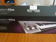 музыкальная клавиатура Продам музыкальную клавиатуру м audio, Хабаровск - Аудиотехника