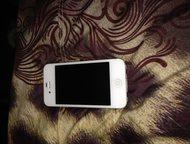 Продам 4 айфон Продам 4 айфон, белый, в хорошем состоянии, не дорого!, Хабаровск - Телефоны