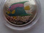 Меняю или продам монеты Меняю на равноценную или продам монеты с изображением рыб, серебро и медно-никель, цена от 900 и более. интересуют только рыбы, Хабаровск - Коллекционирование