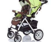 продам коляску б/у - это зимняя прогулочная коляска, предназначена для детей с 6 месяцев и примерно до 3-х лет (до 18 кг).   Детскую коляску Jetem Cas, Хабаровск - Детские коляски