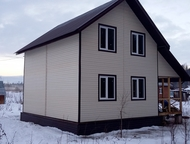 Ижевск: Продам дом Продаётся дом на 6 сотках на СНТ Мир, за Хохряками. Площадь 98 кв. м, 2 этажа, электричество, вода, выгребная яма. Дом очень тёплый. Работы