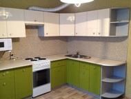 Ижевск: 1- комнатная квартира ул, Красноармейская, 138 В квартире холодильник, стиральная машина, диван, шкаф, ящики, кухонный гарнитур. Все в хорошем состоян