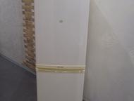Ижевск: Продам холодильник б/у Продам двухкамерный холодильник Samsung модель RL17MBSW б/у, рабочий в отличном состоянии с документами. Габариты: ШхГхВ 451х54