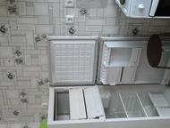 сдам 1 квартиру Сдам 1 квартиру в микрорайоне Виктория Парк, мебель на кухне, холодильник, плита, спальное место, в ванной кафель, застекленная лоджия, Ижевск - Снять жилье