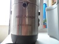 Ижевск: Продам соковыжималку Robot Coupe J 100 Ultra Продам б/у профессиональную соковыжималку, Robot Coupe J 100 Ultra, в отличном работчем состоянии.   Техн