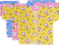Распашонки оптом Продаем распашонки для новорожденных оптом (от 50 шт).   Состав ткани - 100 процентный хлопок.   Фланель-50 р/шт (100% хлопок)  Бязь-, Ярославль - Детская одежда