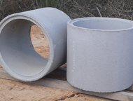 Кольца для колодцев с доставкой Предлагаем кольца жби в наличии КС10-9, КС15-9, КС 20-9, а также предлагаем днища, плиты перекрытий, люки пластиковые., Ярославль - Строительные материалы