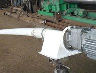 Кемерово: Шнек гибкий Предназначен для транспортирования муки и других сыпучих продуктов в горизонтальном и вертикальном направлении по криволинейной траектории