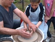 Мастер-класс по гончарному мастерству Мастер-класс для детей и взрослых по гончарному мастерству, Кемерово - Курсы, тренинги, семинары