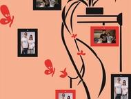 Дизайн интерьера оригинальным декором Надоели скучные обои? Думаете, как преобразить комнату? Ищите идеи для оригинального подарка? Тогда Вам к нам!  , Кемерово - Другие предметы интерьера