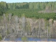 Красноярск: Земельный участок под строительство в Емельяновском районе Продам земельный участок 10сот под строительство в 37км от города в живописном, экологическ