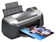 Продам принтер Epson Stylus Photo R300 Продам принтер Epson Stylus Photo R300.   для дома, небольшого офиса  ЖК-панель, печать с фотокамеры и карт пам, Красноярск - Принтеры, картриджи