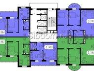 Продам 1-ую квартиру Срочно продам 1-ую квартиру Белые росы 17 ! 43 кв. м, этаж 5-ый с балконом, чистовая отделка, сантехника, железная дверь. От подр, Красноярск - Купить новостройку