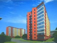 Инвестор- продает 1комн, (долевое под-Нежилое) продам- 1комн. долевое под Нежилое-Юшкова-36д (северо-Западный) 1/10-кирпич-40м/18/12-лод жия. получист, Красноярск - Коммерческая недвижимость