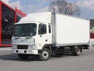 Новый а/м грузовой-фургон Hyundai HD120 (Мегатрак) Новый а/м грузовой-фургон Hyundai HD120 (Мегатрак)   Год выпуска: 2014 г. в.   Местонахождение: Вла, Красноярск - Грузовики (грузовые автомобили)