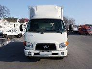 Красноярск: Hyundai HD78 грузовой фургон 2014г, 3,8т. Промтоварный фургон Hyundai HD78 (E-Mighty)  Год выпуска: 2014   Местонахождение: Владивосток (склад АвтоВла