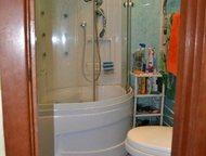 Ленинск-Кузнецкий: Продам квартиру Продам 2-комнатную квартиру в р-не Телецентра, у магазина Ласка. После ремонта. Деревянные стеклопакеты, входная железная дверь, нат
