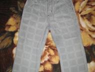 брюки на мальчика Брюки на 3-4 года, Ленинск-Кузнецкий - Детская одежда