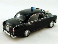 Липецк: полицейские машины мира №13 Hindustan ambassador полиция индии цвет:чёрный, масштаб:1:43, сделан из металла и пластика, модель в блистере, с журналом