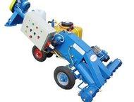 Протравливатель семян ПС-5 Протравливатель представляет собой автоматическую самопередвижную машину с электроприводом основных механизмов и состоит из, Миасс - Опрыскиватель (удобрятель)