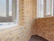 Краснодар: Отделка балконов Вагонка или пвх панели:самый распространенный И наиболее оптимальный материал для обшивки балконов, лоджий И т. д. , а также, гипсока