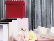 Москва: Подарочная упаковка, тубусы, кубы, сердца, Краснодар Мы изготавливаем шляпные, круглые коробки, квадратны коробки, пакеты, коробки в виде сердца, прям