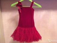 Нарядное праздничное платье размер 116 Отличное платье на любой праздник  Размер 116 но подойдет от роста 110 до 122 просто будет разная длина у плать, Москва - Детская одежда