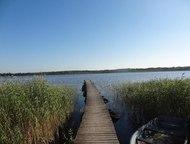 Выборг: Участок 12 соток, Видно озеро, со старым домиком, Участок 12 соток, в собственности. Видно озеро, имеется небольшой домик (состояние его не очень, но