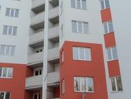 Продажа 1к, Студенческая,45м,2/10кирп,1300т, р, Продается квартира в новом кирпичном сданном доме. В квартире проведены подготовительные работы к от, Энгельс - Продажа квартир