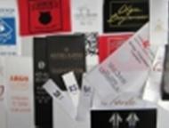 Москва: Этикетки для одежды, пластиковые карты, буклеты, Санкт-Петербург Закажи 100 пластиковых скидочных карт за 1500 рублей и получи 100 визитных карточек в
