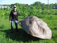 Москва: Камни для украшения сада и декора люков Производим и продаём искусственные камни-валуны для декорирования люков, септиков, скважин.   Камни могут испо