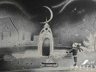 Снежное шоу в Москве Galitsyna Art Group подарит вам настоящую зиму. Художник, управляя кристаллами снега, подарит вам незабываемое шоу и изобразит вс, Москва - Организация праздников