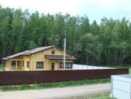 Москва: Недвижимость в деревня Захарьино. Земельный участок в поселке Захарьино в 80 км от МКАД по Минскому или Можайскому шоссе, Недвижимость в деревня Захар