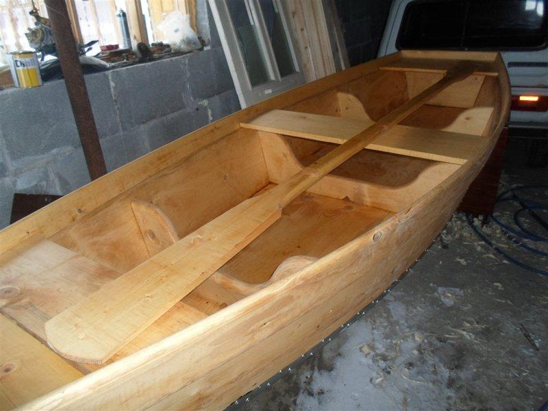 пропитка лодки из дерева
