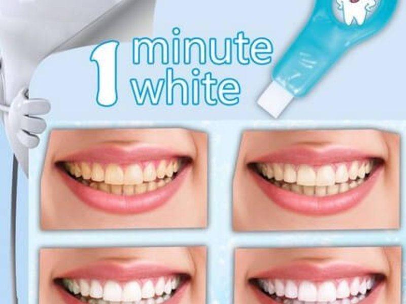 Японское отбеливание зубов