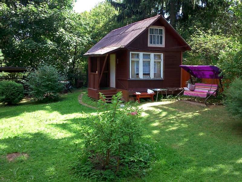 Купить дом с участком в деревне подмосковье